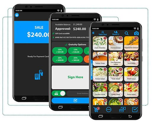 Aldelo Express Android Based Cloud POS