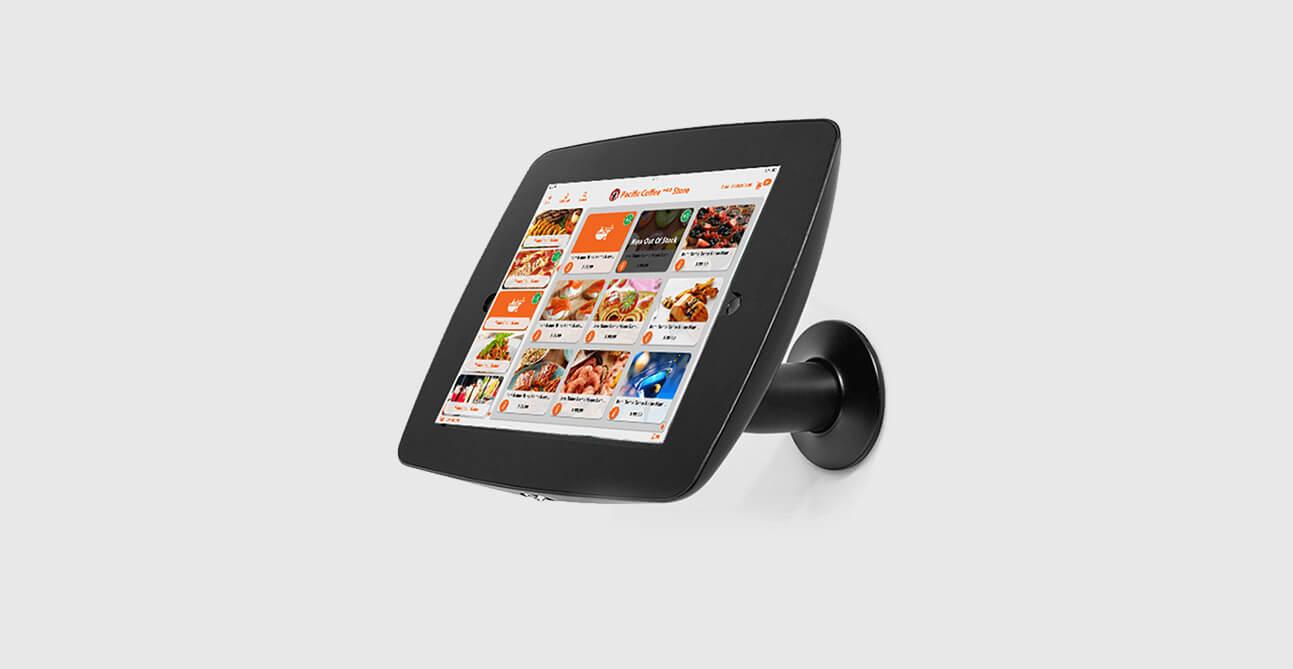 Self-Order Kiosk Digital Menu