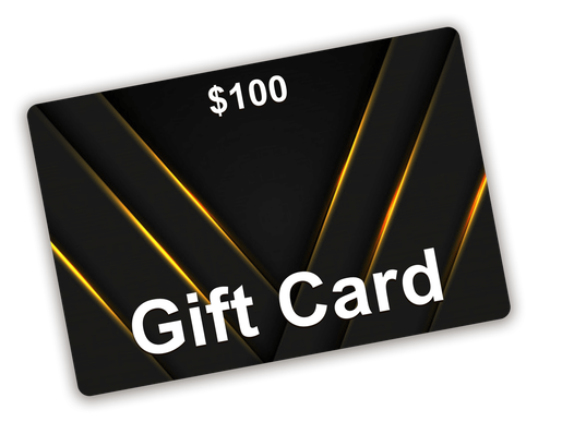 Personalize Multi-Store Gift Card