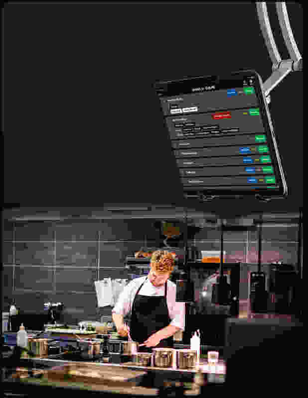 iPad POS and Android POS Both Integrated with KDS